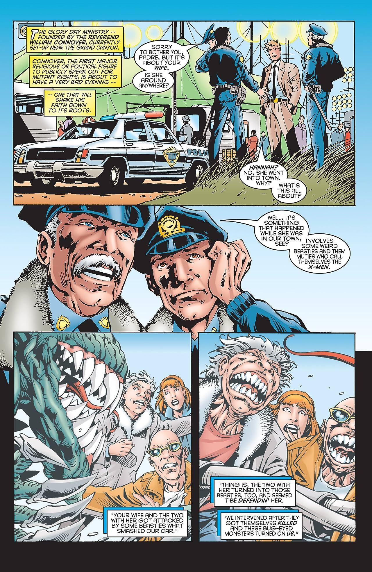 X-Men/Brood (1996) #2 (of 2)