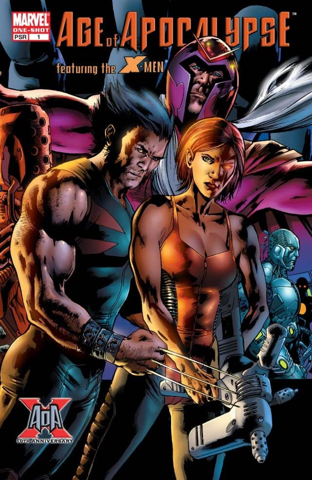 X-Men: Age of Apocalypse One-Shot (2005) #1