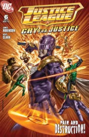 Justice League: Cry For Justice #6