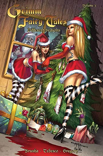 Grimm Fairy Tales: Different Seasons Vol. 3