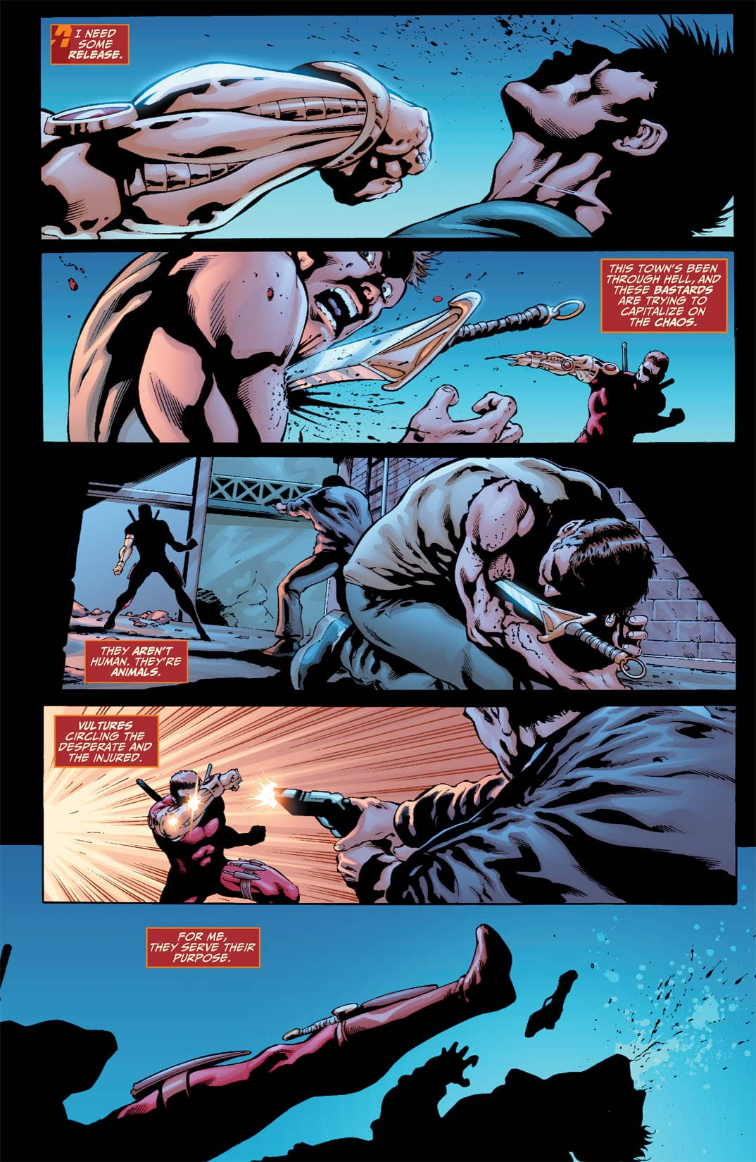 Justice League: The Rise of Arsenal #3 (of 4)