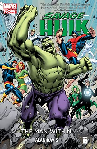 Savage Hulk Vol. 1: The Man Within