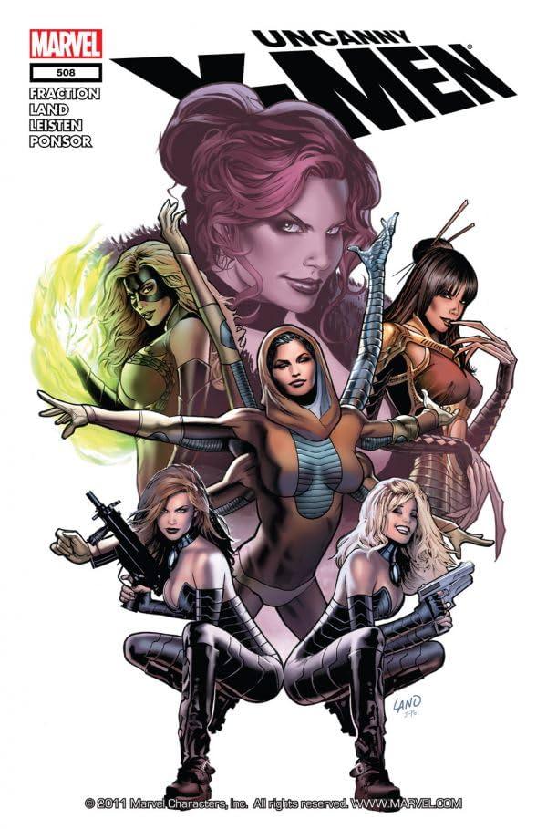 Uncanny X-Men (1963-2011) #508