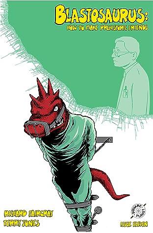 Blastosaurus #11