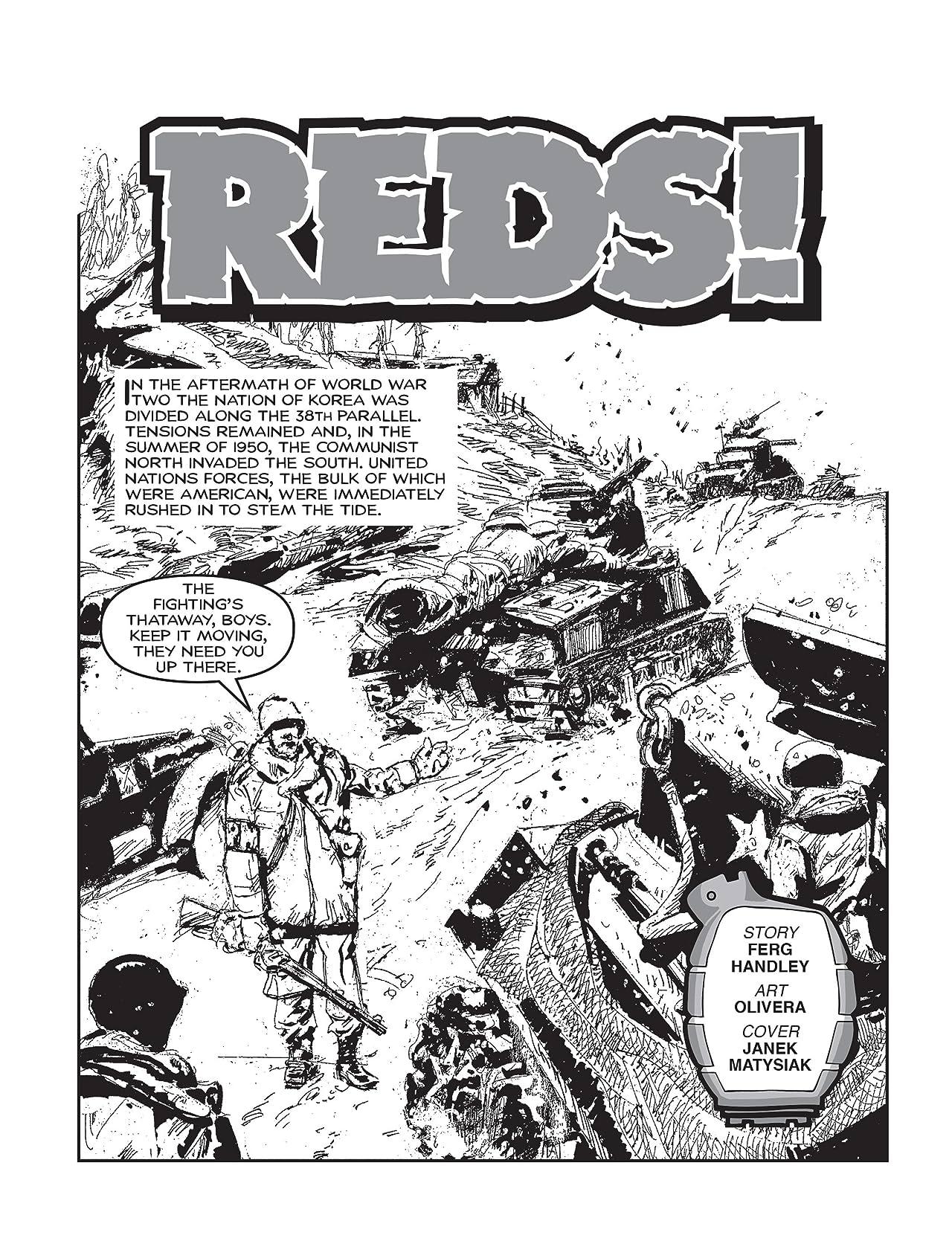 Commando #4749: Reds!
