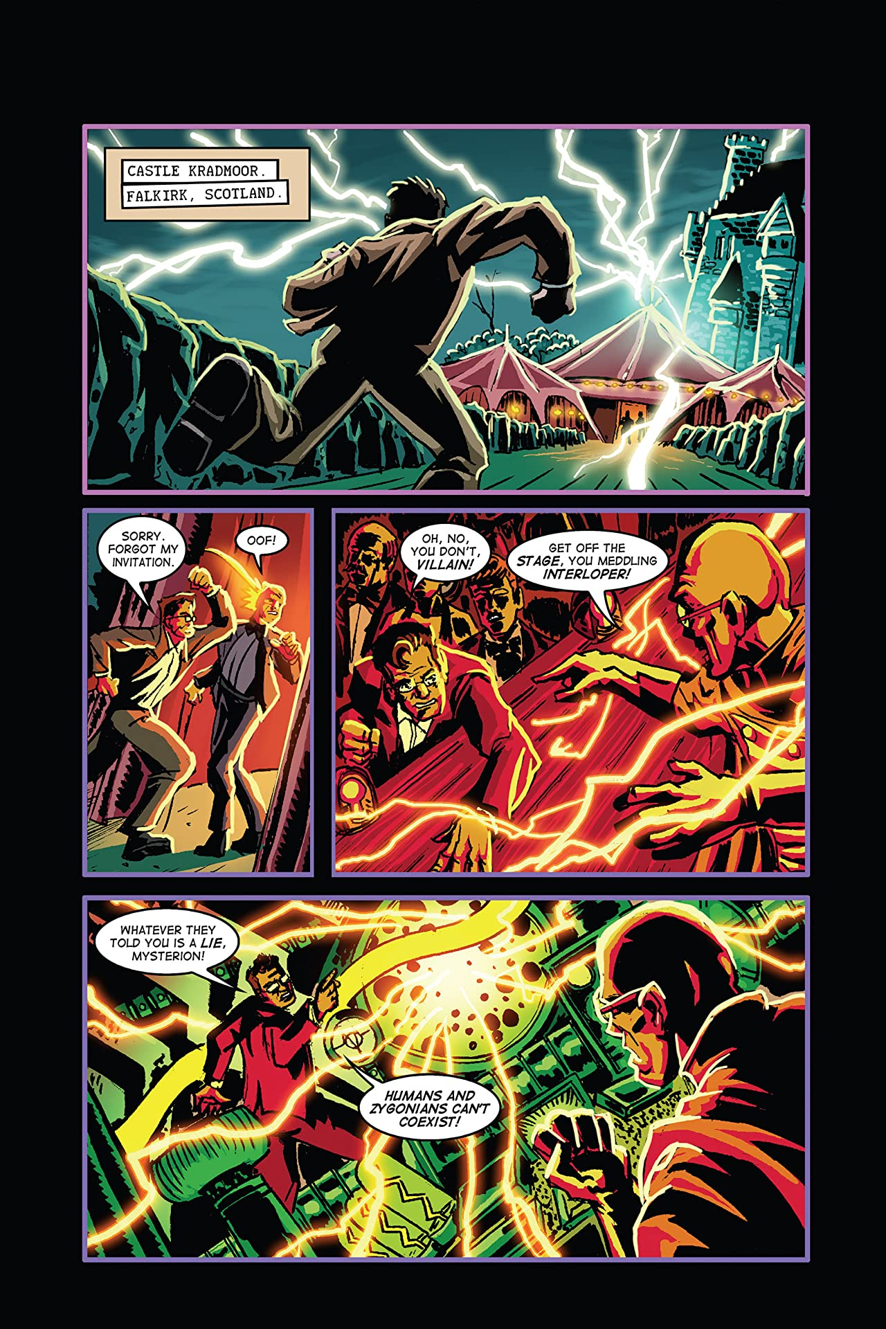 The Intergalactic Nemesis #2
