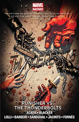 Thunderbolts Tome 5: Punisher vs. The Thunderbolts