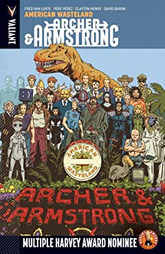 Archer & Armstrong Tome 6: American Wasteland