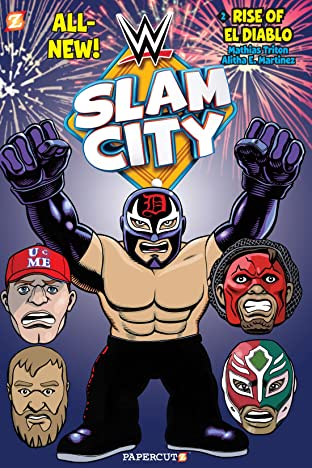 WWE Slam City Vol. 2: The Rise of El Diablo