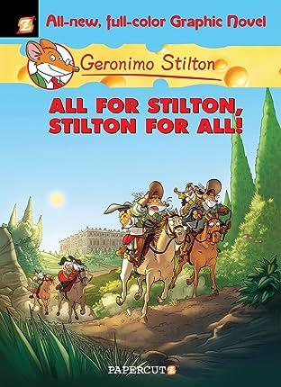 Geronimo Stilton Vol. 15: All for Stilton, Stilton for All