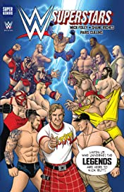 WWE Superstars Vol. 3: Legends