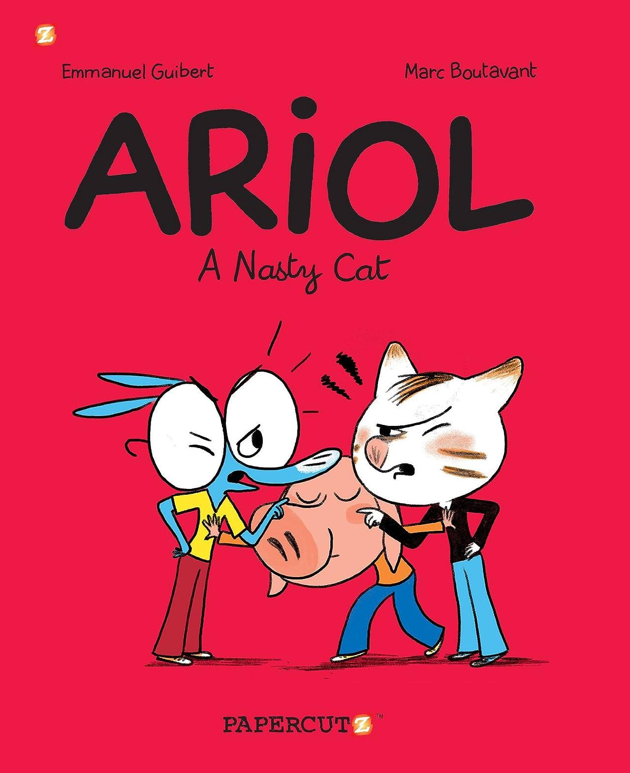 Ariol Vol. 6: A Nasty Cat