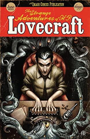 The Strange Adventures of HP Lovecraft Vol. 1