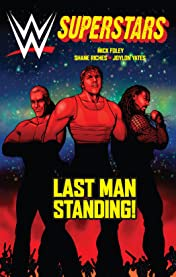 WWE Superstars Vol. 4: Last Man Standing