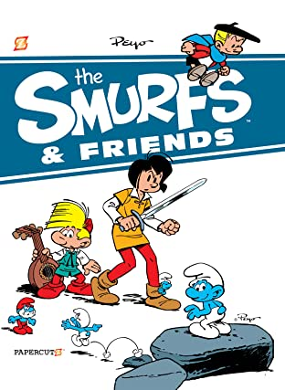 Smurfs and Friends Vol. 1