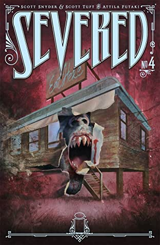 Severed No.4 (sur 7)