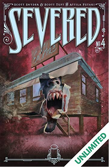 Severed #4 (of 7)