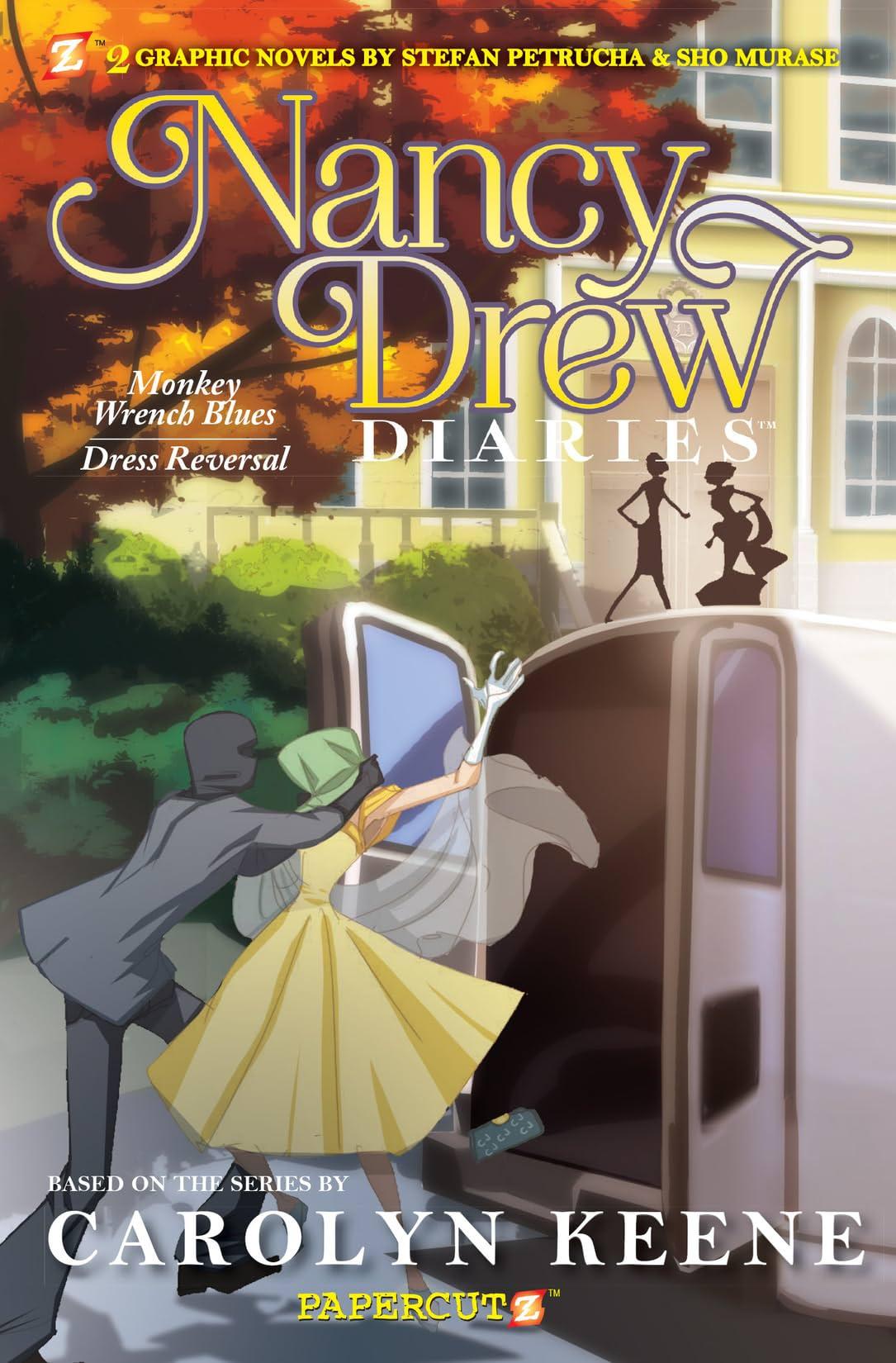 Nancy Drew Diaries Vol. 6: Monkey-Wrench Blues/Dress Reversal