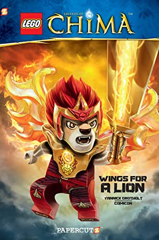 LEGO Legends of Chima Vol. 5: Wings for a Lion