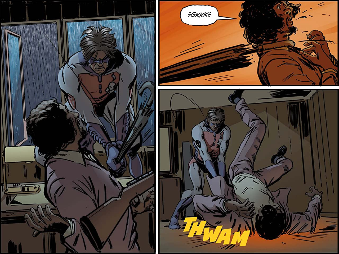 Insufferable: On the Road #5