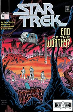 Star Trek Archives: The Best of Peter David No.4