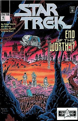 Star Trek Archives: The Best of Peter David No.4