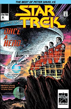 Star Trek Archives: The Best of Peter David No.5