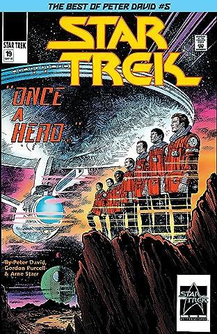 Star Trek Archives: The Best of Peter David No.5