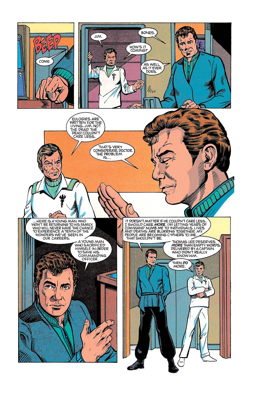 Star Trek Archives: The Best of Peter David #5