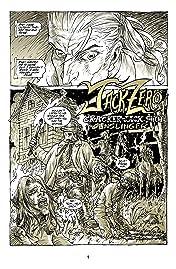 Jack Zero: Crackerjack Shot #5