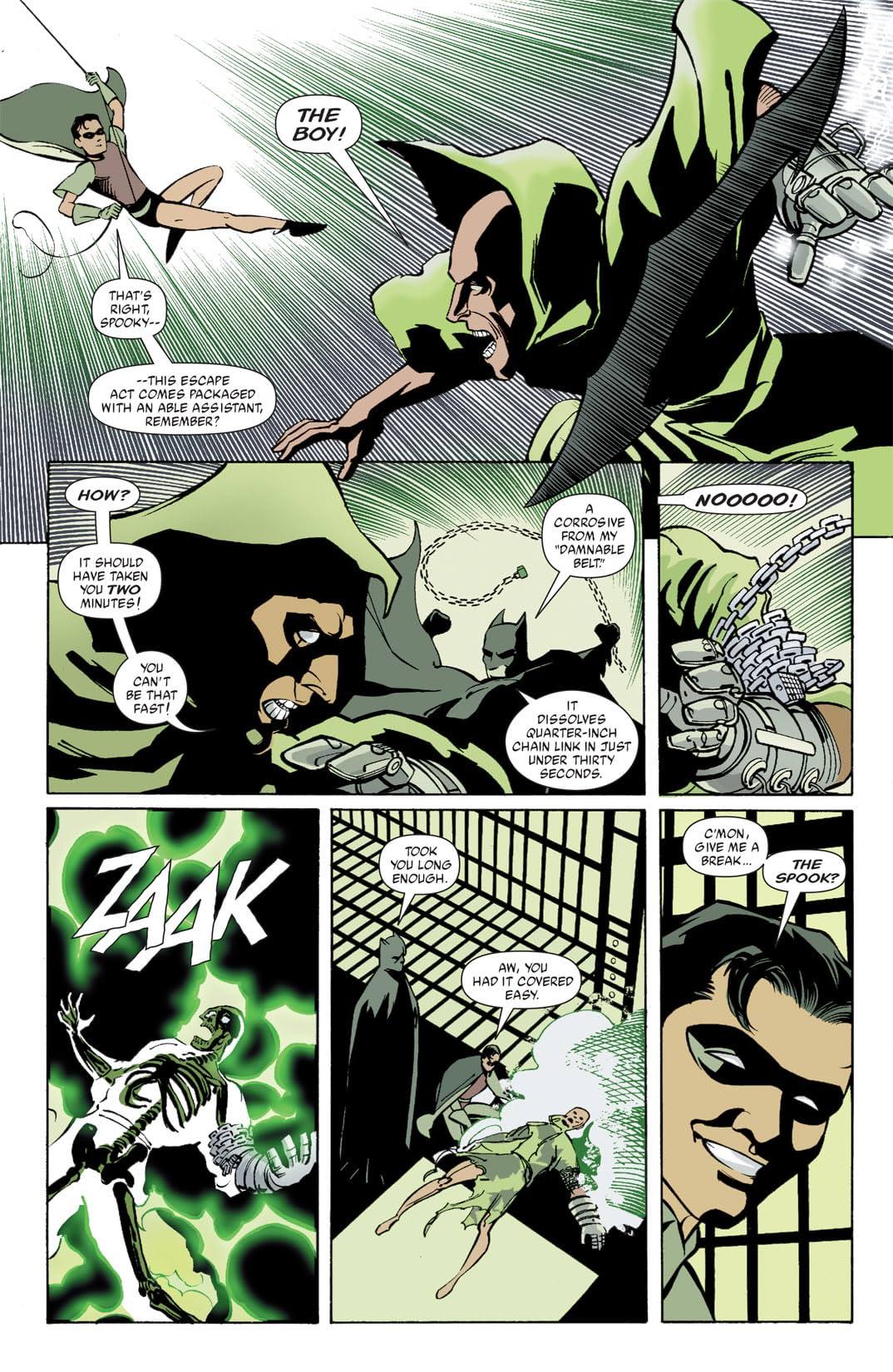 Batman: Gotham Knights #46
