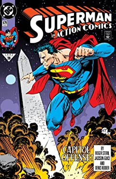 Action Comics (1938-2011) No.679