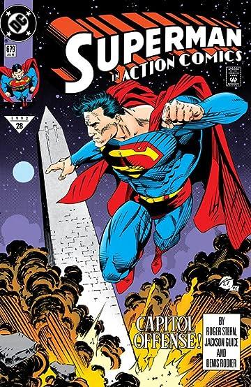 Action Comics (1938-2011) #679
