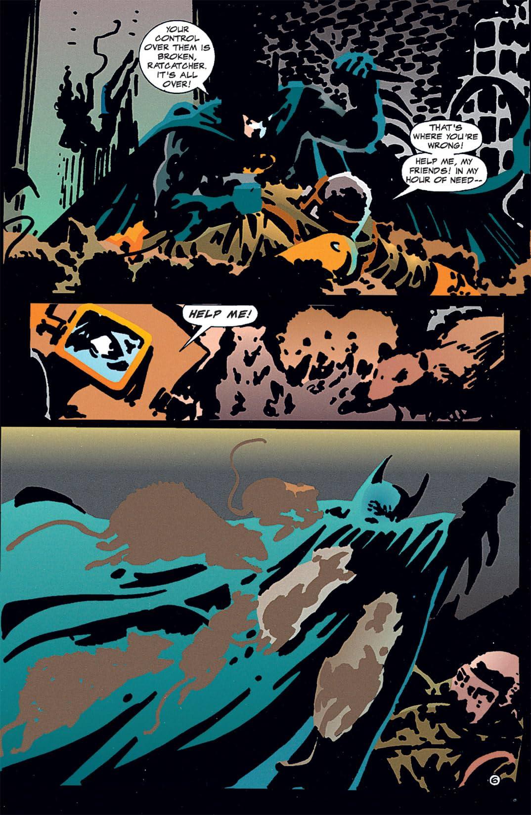Batman: Shadow of the Bat #44