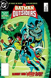 Batman and the Outsiders (1983-1987) #29