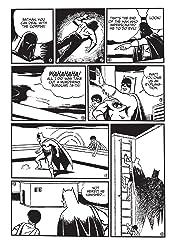 Batman: The Jiro Kuwata Batmanga #25