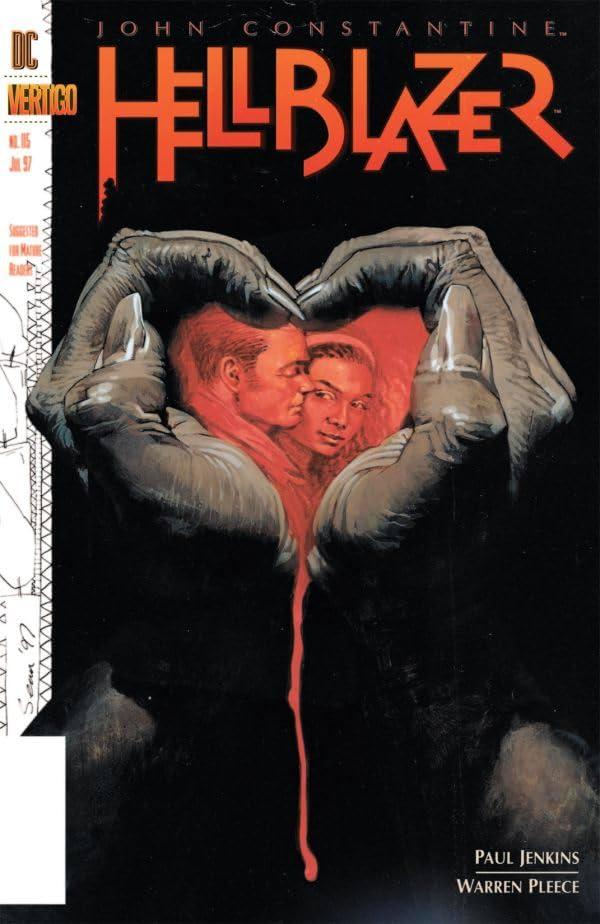 Hellblazer #115