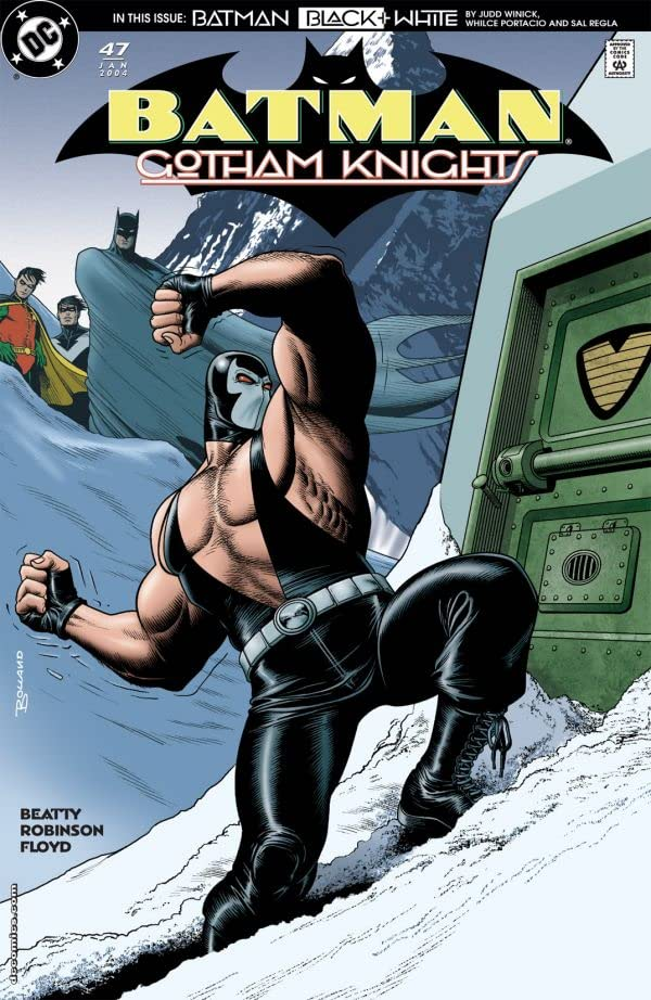 Batman: Gotham Knights #47