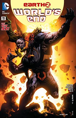 Earth 2: World's End (2014-2015) #11