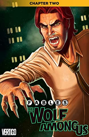 Fables: The Wolf Among Us #2