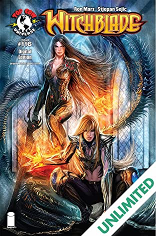 Witchblade #116
