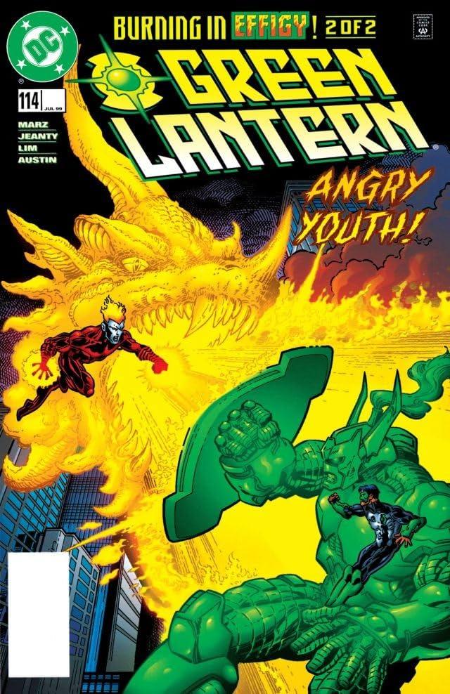 Green Lantern (1990-2004) #114