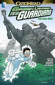 Green Lantern: New Guardians (2011-2015) #37