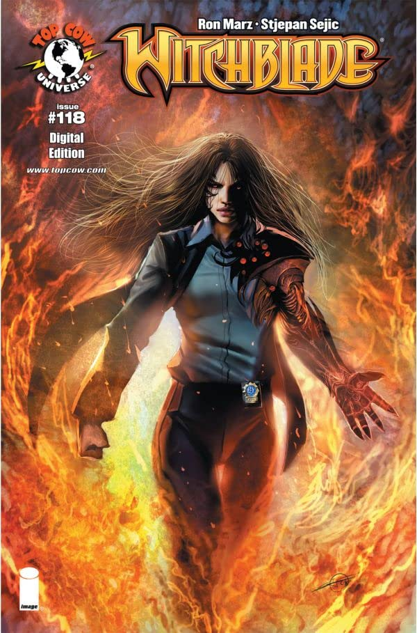 Witchblade #118