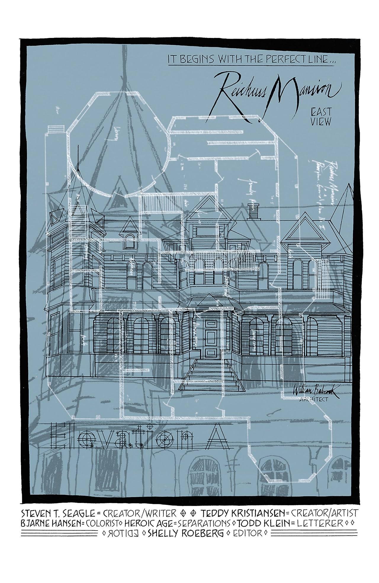 House of Secrets (1996-1998) No.7