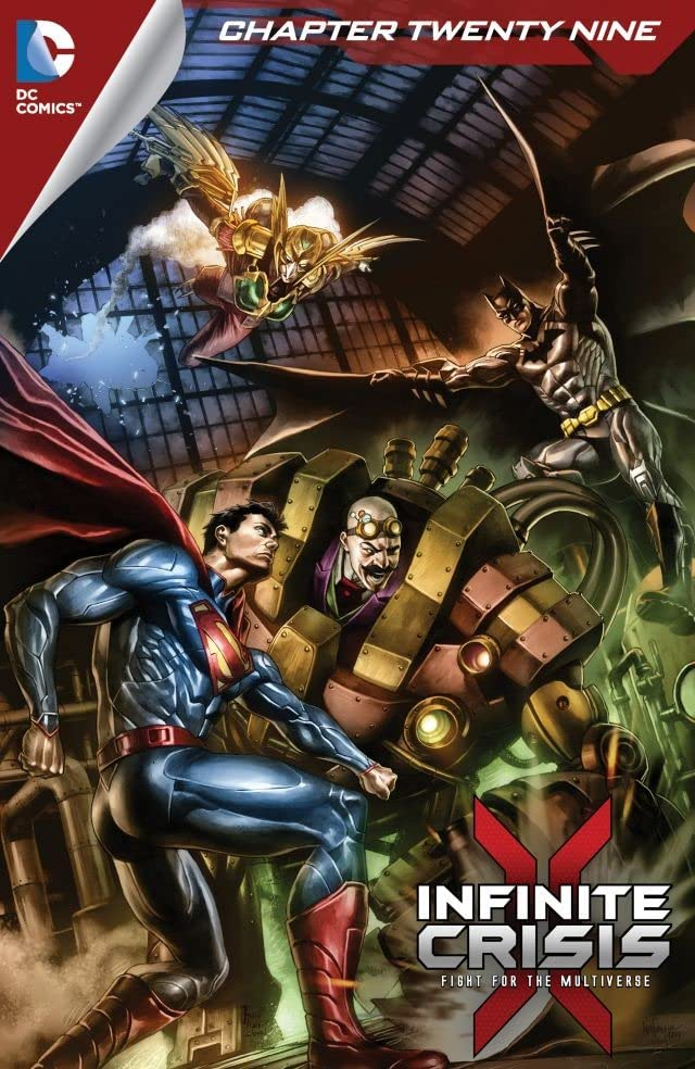 Infinite Crisis: Fight for the Multiverse (2014-2015) #29