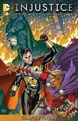 Injustice: Gods Among Us: Year Three (2014-2015) #12