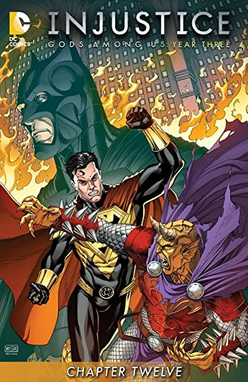 Injustice: Gods Among Us: Year Three (2014-2015) #12