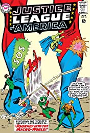Justice League of America (1960-1987) #18
