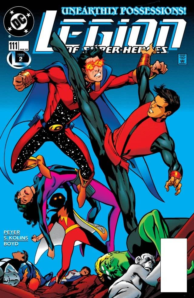 Legion of Super-Heroes (1989-2000) #111